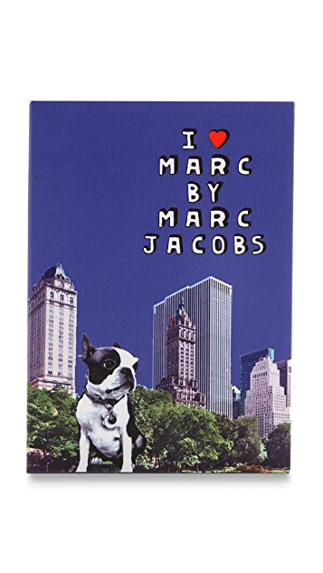 Marc by Marc Jacobs Olive Notebook iPad Case