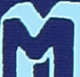 Bright Blue Multi