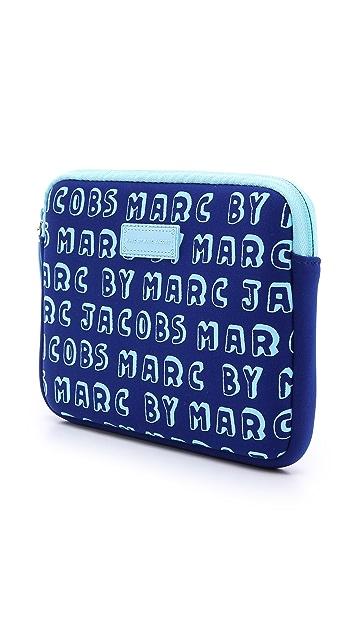 Marc by Marc Jacobs Dynamite Logo Neoprene Mini Tablet Case