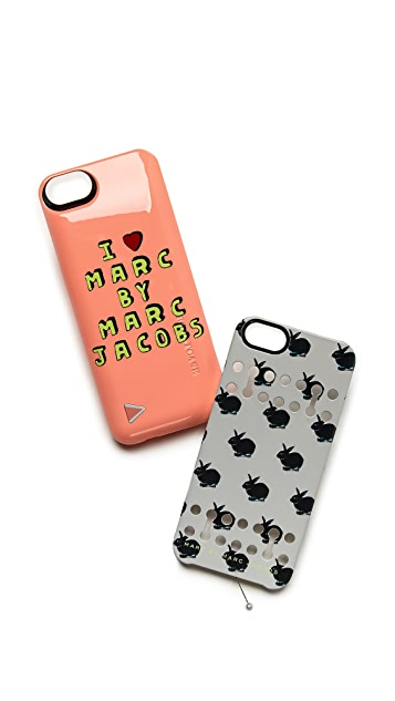 Marc by Marc Jacobs I Heart Marc iPhone 5 / 5S Boost Case