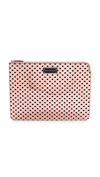 "Marc by Marc Jacobs Techno Block Print 13"" Laptop Case"