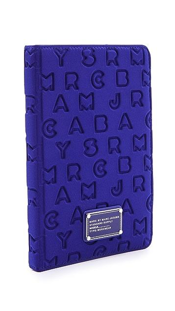 Marc by Marc Jacobs Dreamy Logo Neoprene Mini Tablet Case