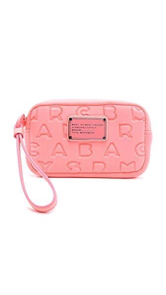 Marc by Marc Jacobs Dreamy Logo Neoprene Universal Case
