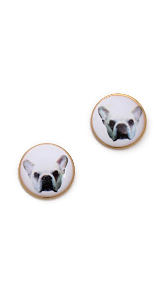 Marc by Marc Jacobs Pickles Stud Earrings