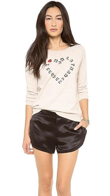 Marc by Marc Jacobs I Heart MJ Sweatshirt