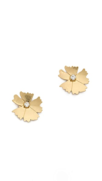 Marc by Marc Jacobs Mini Pinwheel Stud Earrings
