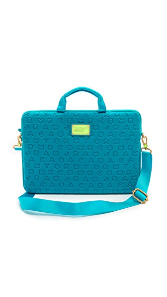 "Marc by Marc Jacobs Dreamy Neoprene 15"" Computer Commuter Case"