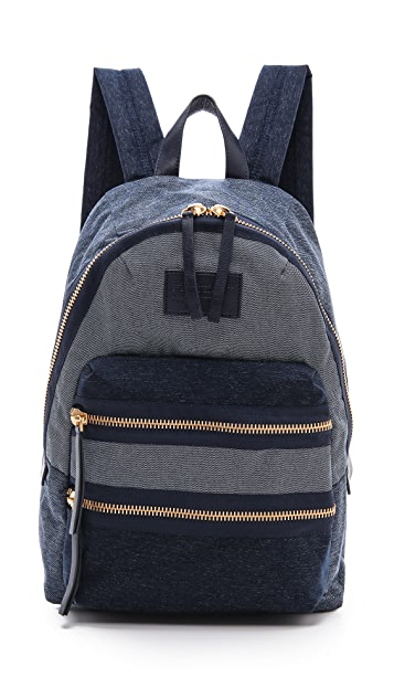 Marc by Marc Jacobs Domo Arigato Chambray Backpack