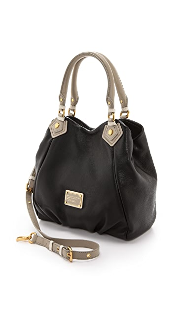 Marc by Marc Jacobs Classic Q Colorblocked Fran Bag