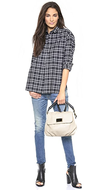 Marc by Marc Jacobs Classic Q Colorblocked Lil Ukita Bag