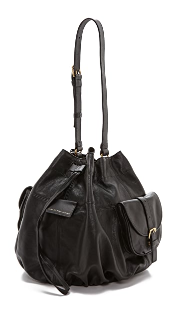 Marc by Marc Jacobs Gather Round Drawstring Bag