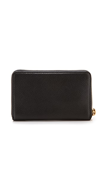 Marc by Marc Jacobs Classic Q Colorblocked Mildred Wallet
