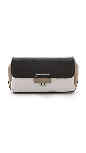 Marc by Marc Jacobs Sheltered Island Clutch
