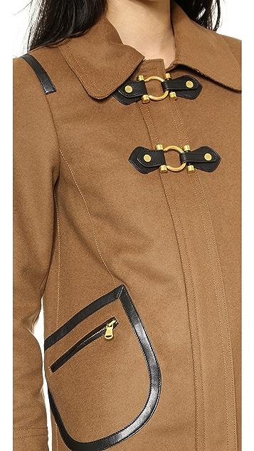 Marc by Marc Jacobs Francoise Coat