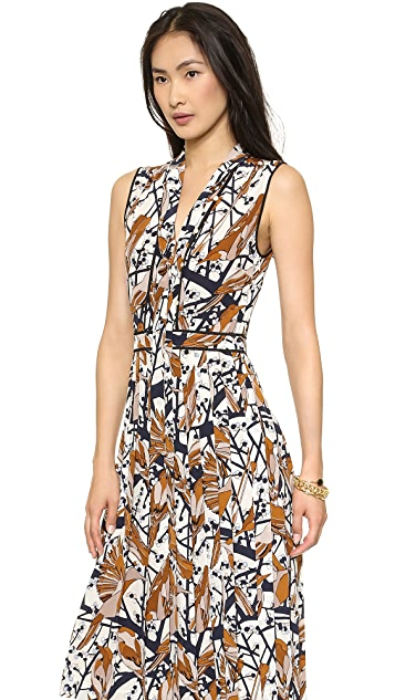Marc by Marc Jacobs Nightingale Print Dress