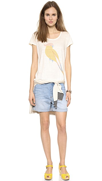 Marc by Marc Jacobs Slouchy Short