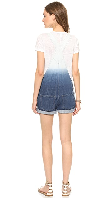 Marc by Marc Jacobs Short Overalls