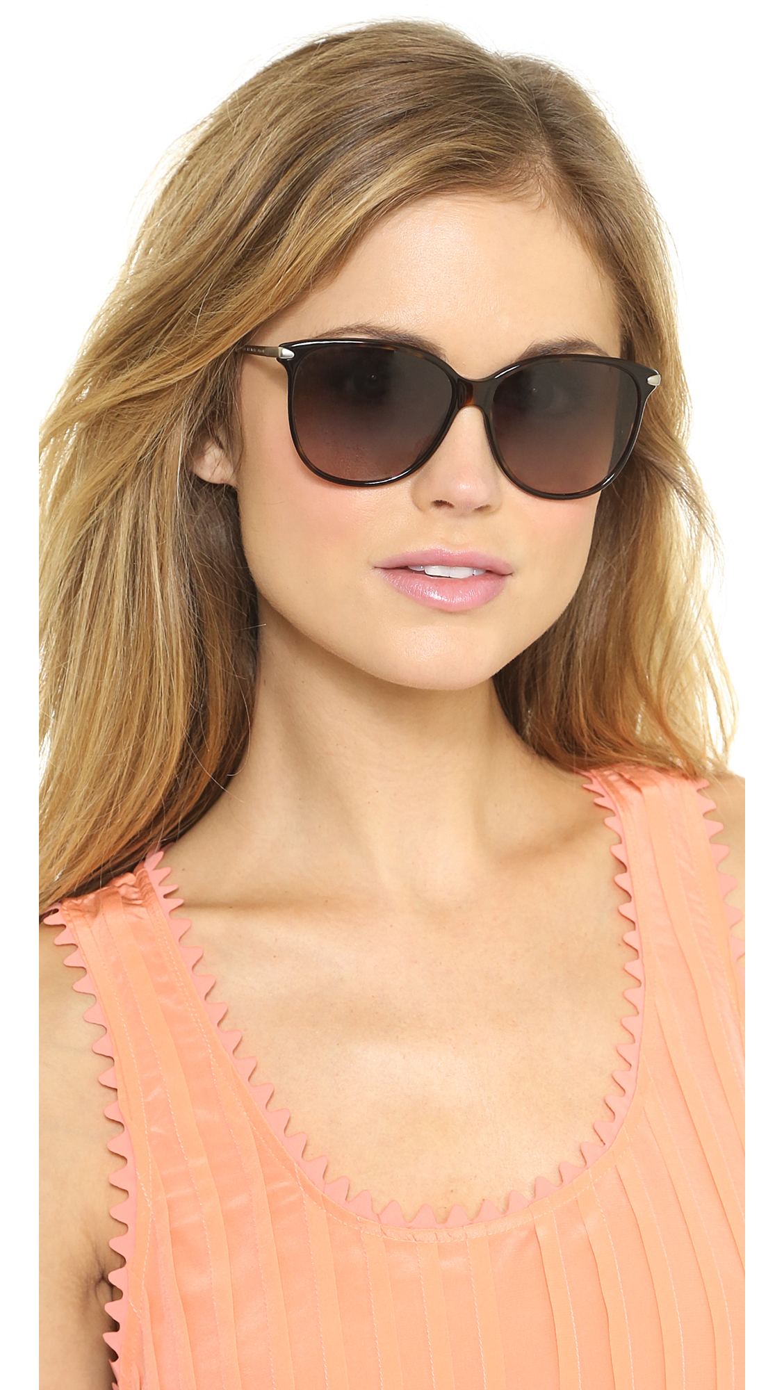 7111301255 Marc by Marc Jacobs Thin Frame Sunglasses