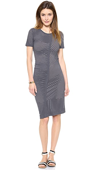 Marc by Marc Jacobs Jamie Stripe Dress