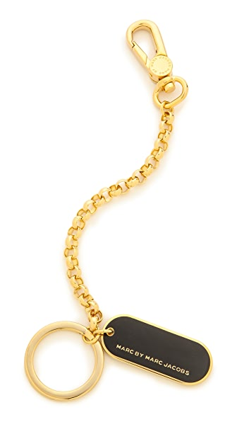 Marc by Marc Jacobs Modern Logo Bag Charm