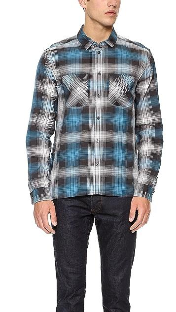 Marc by Marc Jacobs Tate Plaid Shirt