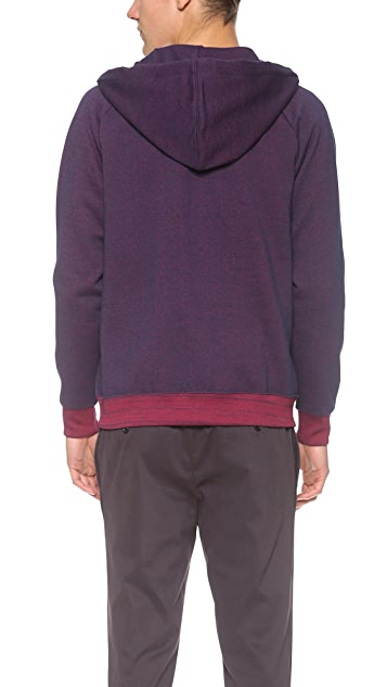 Marc by Marc Jacobs Lochlan Speckled Hoodie