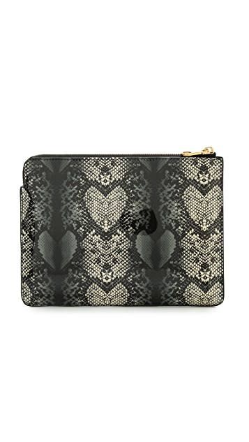 Marc by Marc Jacobs Snake Heart Tablet Case