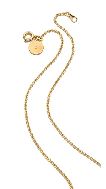 Marc by Marc Jacobs Floating Charms Pendant Necklace