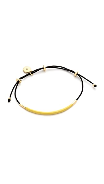 Marc by Marc Jacobs Enamel Dipped Friendship Bracelet