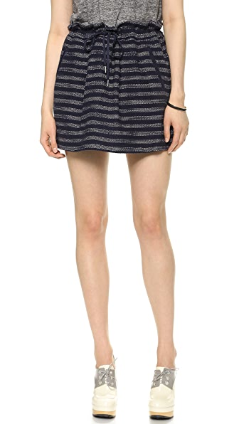 Marc by Marc Jacobs Dalea Tweed Skirt