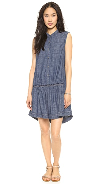 Marc by Marc Jacobs Lauren Chambray Dress