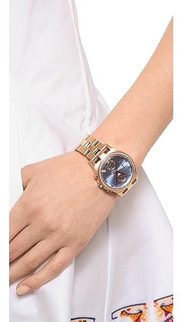 Marc by Marc Jacobs Henry Chrono Glitz Watch