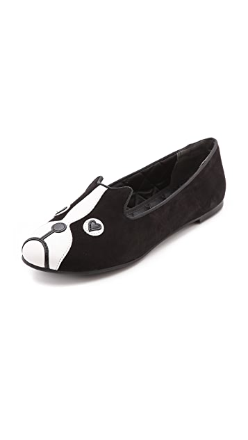 Marc by Marc Jacobs Friends of Mine Shorty Loafers