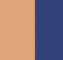 Rose Gold/Skipper Blue