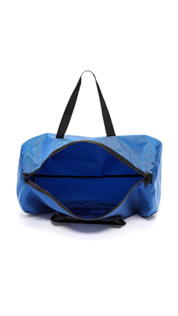 Marc by Marc Jacobs Shiny Twill Packable Duffel
