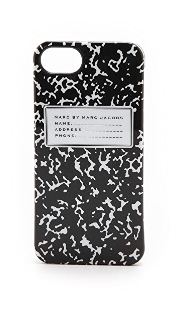 Marc by Marc Jacobs Composition iPhone 5 / 5S Case