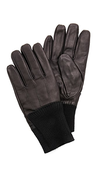 Marc by Marc Jacobs Leather Gloves