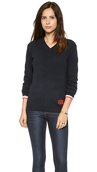 Marc by Marc Jacobs Ivy V Neck Sweater