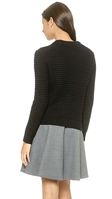 Marc by Marc Jacobs Walley Long Sleeve Sweater