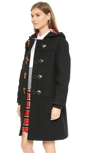 Marc by Marc Jacobs Paddington Wool Pea Coat