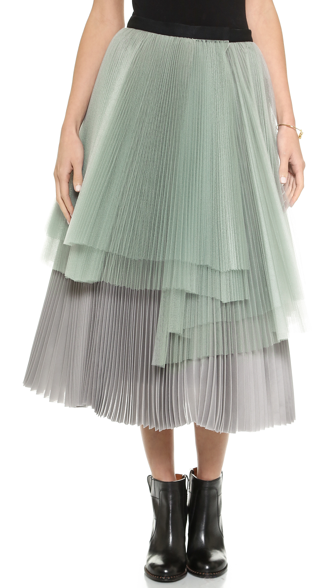 51b78641a1 Marc by Marc Jacobs Mayu Organdy Petticoat Skirt | SHOPBOP