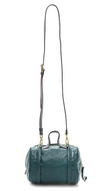 Marc by Marc Jacobs Mini Moto Barrel Bag