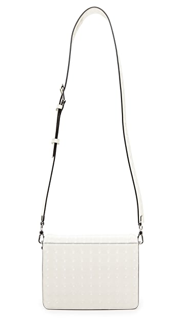 Marc by Marc Jacobs Top Schooly Checker Messenger Bag