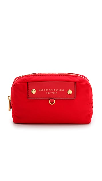 Marc by Marc Jacobs Preppy Nylon Madlen Cosmetic Pouch