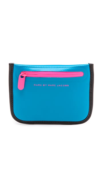 Marc by Marc Jacobs Luna Tarp Coin Pouch