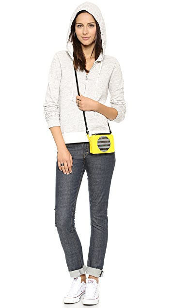 Marc by Marc Jacobs Out Loud Cross Body Bag