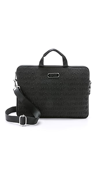 "Marc by Marc Jacobs Adults Suck 15"" Commuter Bag"