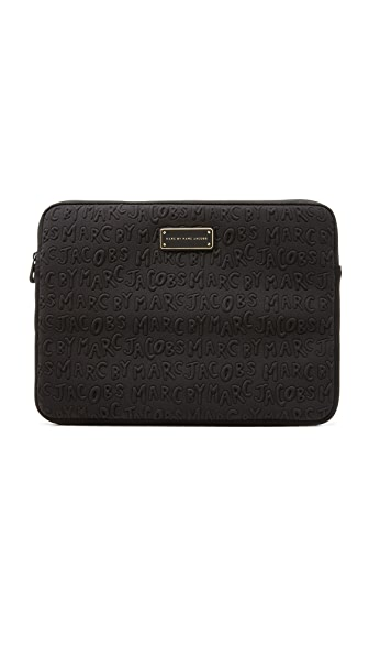 "Marc by Marc Jacobs Adults Suck 13"" Computer Case"