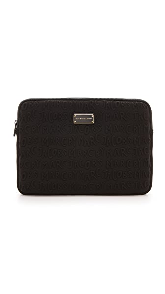 "Marc by Marc Jacobs Adults Suck Neoprene 11"" Computer Case"