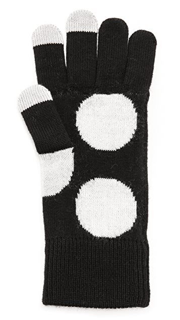 Marc by Marc Jacobs Charlie Glove